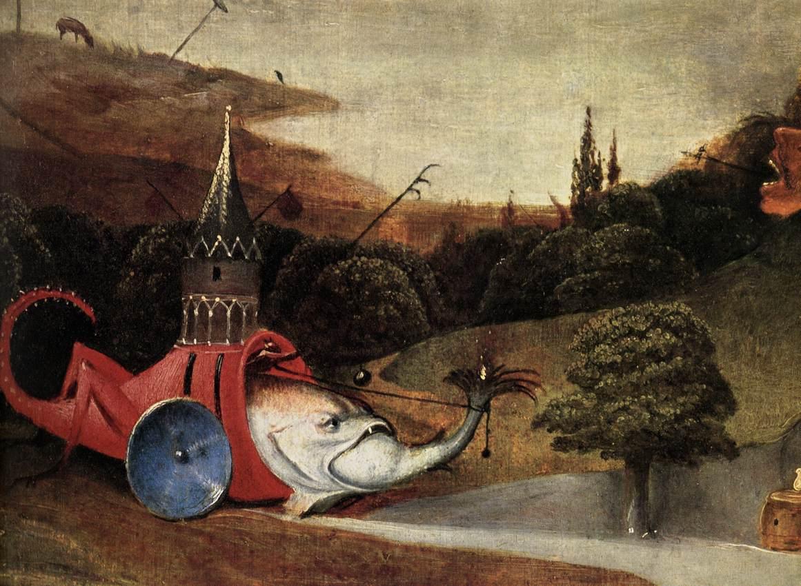 Las enigmáticas pinturas de el Bosco (Misterio resuelto) - Página 2 Hieronymus_bosch_-_triptych_of_temptation_of_st_anthony_detail_-_wga25982