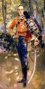 Joaquin_Sorolla_Retrato_Del_Rey_Don_Alfonso_XIII_con_el_Uniforme_De_Husares