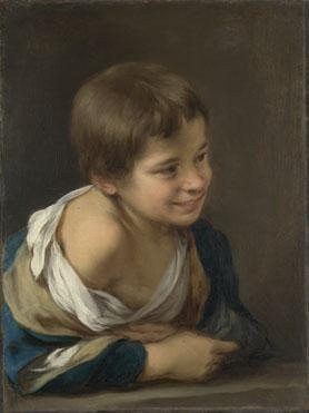 B(artolomé) Esteban Pérez MURILLO, pintor de princesas, santos y gentes del pueblo llano